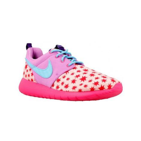 Nike Roshe One Print GS ruznobarevne