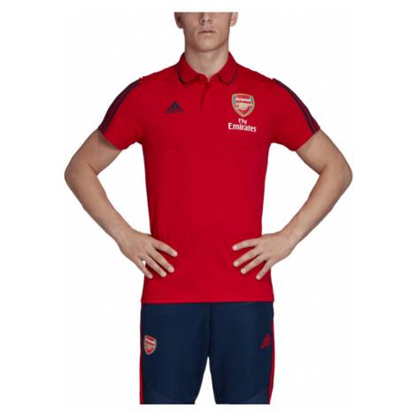 Pánské tričko adidas Polo Arsenal FC červené