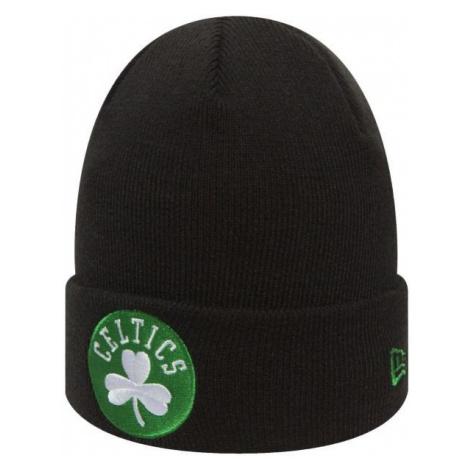 New Era NBA BOSTON CELTICS černá - Pánská zimní čepice