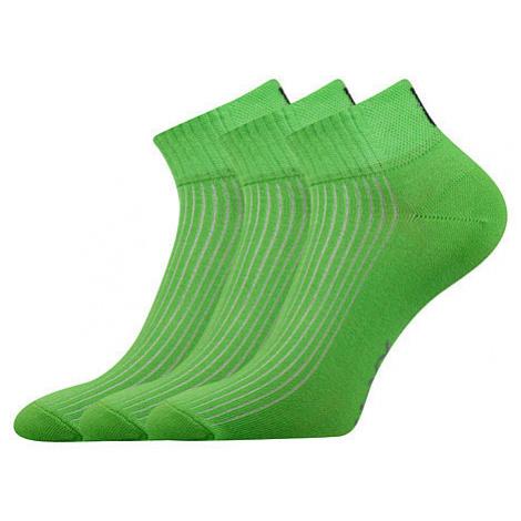 3PACK ponožky Voxx zelená (Setra)