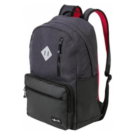 ALPINE PRO MALE Unisex městský batoh UBGP094779 tmavě šedá