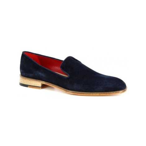 Leonardo Shoes 312 V. BLU Modrá