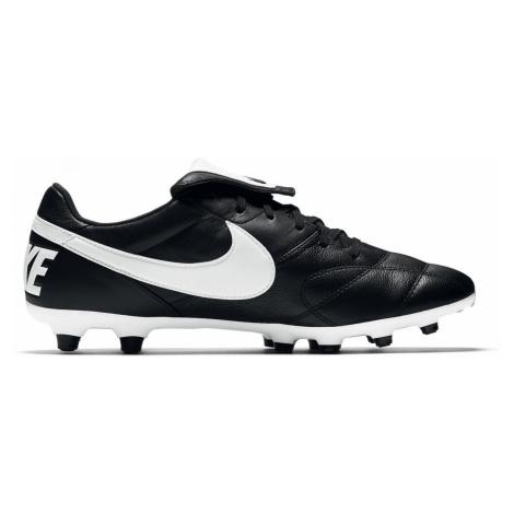Kopačky Nike Premier II FG Černá / Bílá