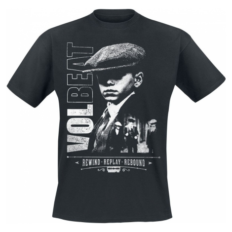 Volbeat Bad Boys Tričko černá