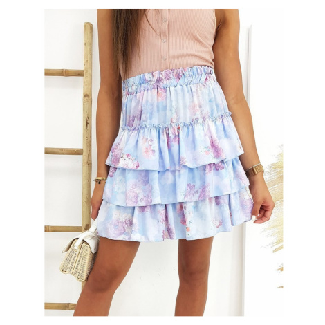 SELICIA lilac skirt CY0239 DStreet