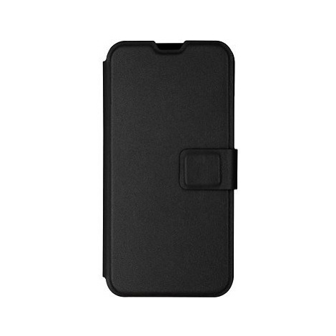 iWill Book PU Leather Case pro Apple iPhone Xr Black