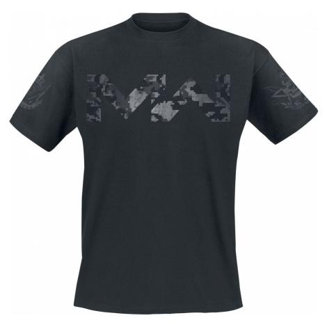 Call Of Duty Modern Warfare - Icon tricko černá