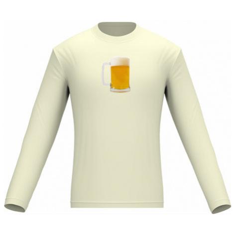 Pánské tričko dlouhý rukáv Pivko