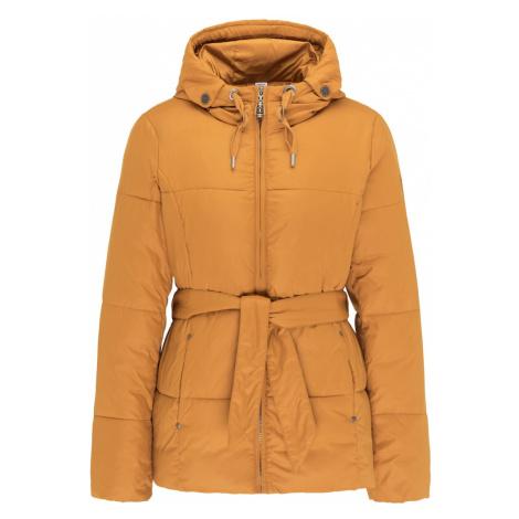 DreiMaster Vintage Zimní bunda hořčicová