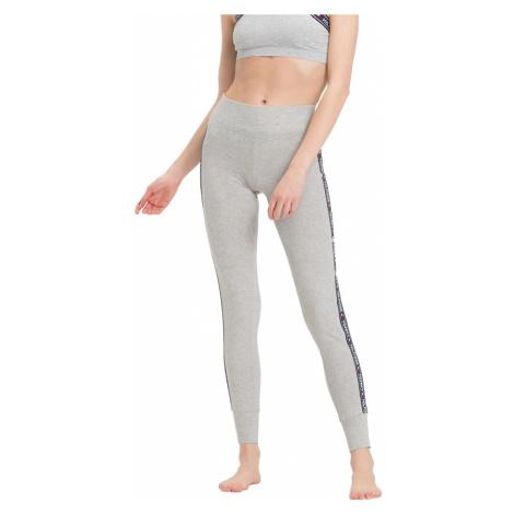 Tommy Hilfiger šedé legíny Legging Basic