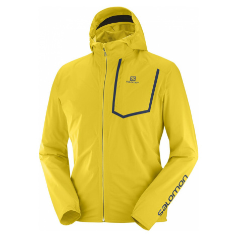 alomon Bonatti Pro Wp Jkt žlutá Salomon