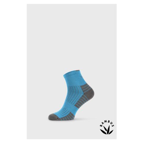 Sportovní bambusové ponožky Belkin modrá VoXX