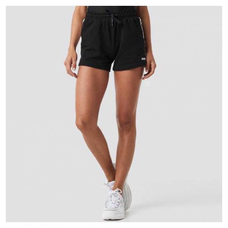 Černé šortky Maria Shorts Black Fila