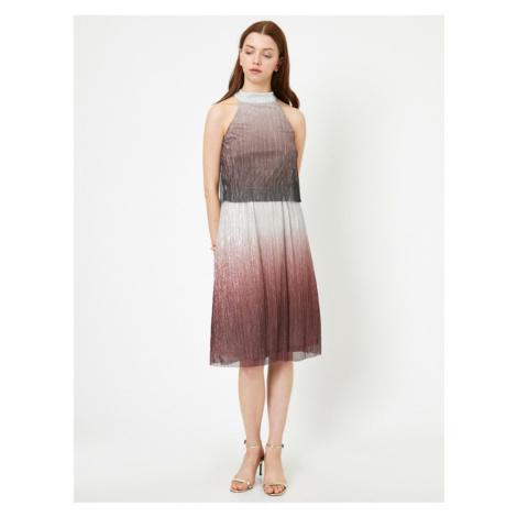 Koton Tulle Detail Dress