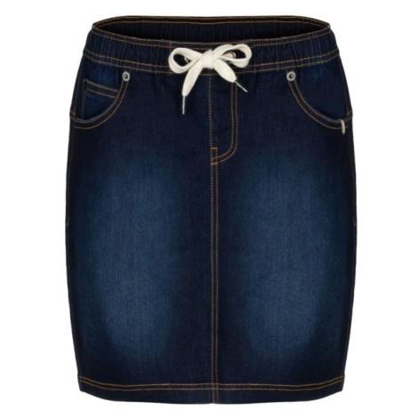 Loap DECCINA modrá - Dámská sportovní sukně