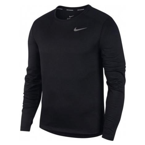 Nike PACER TOP CREW M černá - Pánské běžecké triko s dlouhými rukávy