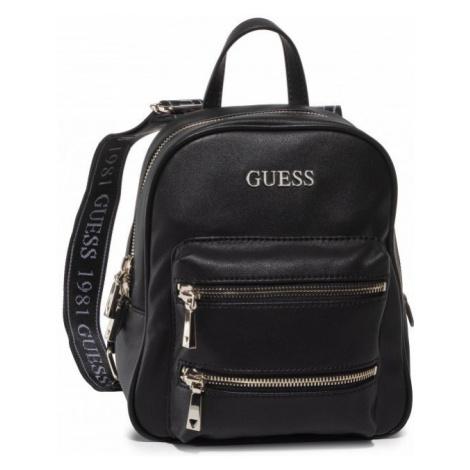 Guess GUESS dámský černý batoh CALEY