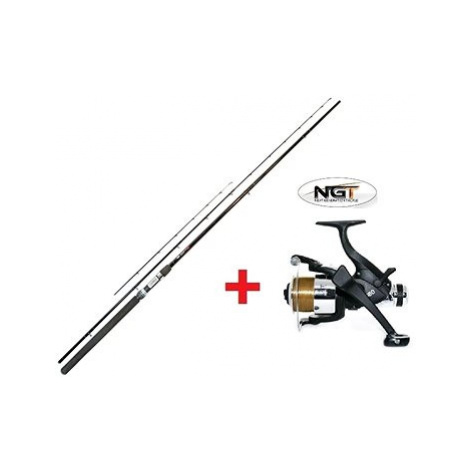 Angling Pursuits Feeder Max Medium 3m 75g + Carp Runner Max 40 ZDARMA