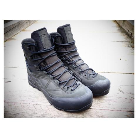Boty Salomon® X ALP MTN GTX Forces - černé