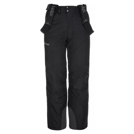 KILPI Chlapecké lyžařské kalhoty MIMAS-JB LJ0004KIBLK Černá