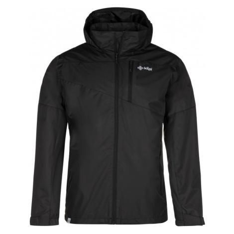 Kilpi Pánská outdoorová bunda Orleti černá