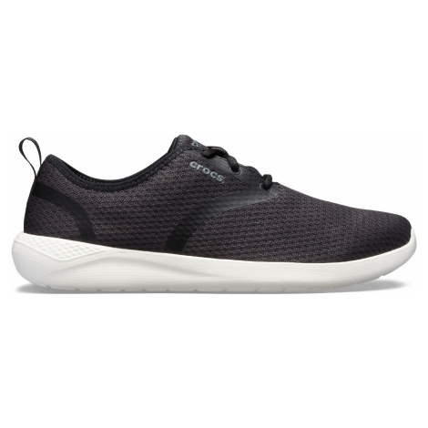 Crocs LiteRide Mesh Lace M Black/White