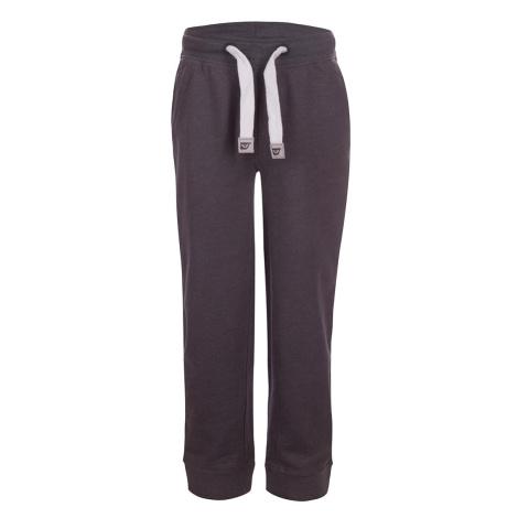 Dětské kalhoty Alpine Pro SKYLARO 2 - tmavě šedá