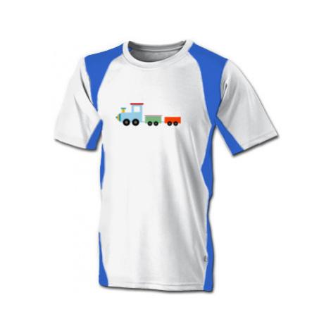 Funkční tričko pánské Kids train