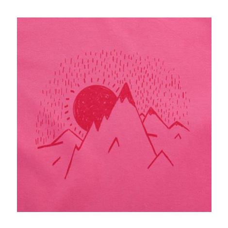 Dětské triko Alpine Pro DIDILO 3 - růžová