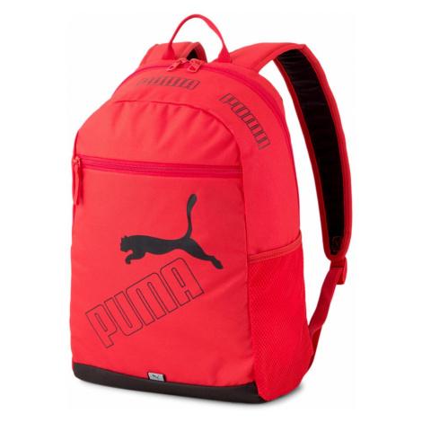 Batoh Puma Phase Backpack II Červená / Černá