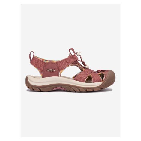 Venice H2 Outdoor sandále Keen Růžová