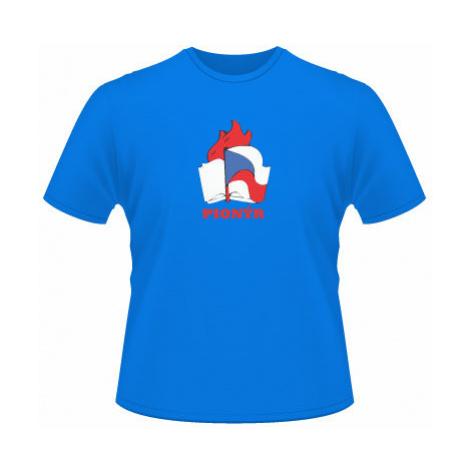 Pánské tričko na tělo Pionýr