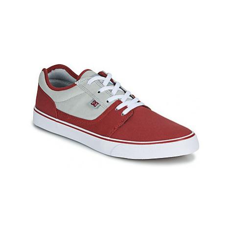 DC Shoes TONIK TX Červená