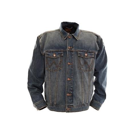 Pánská jeansová bunda wrangler