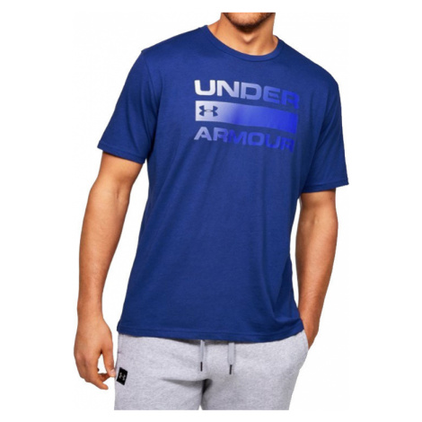 UNDER ARMOUR TEAM ISSUE WORDMARK SS TEE 1329582-449