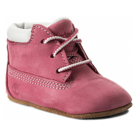 Timberland Crib Bootie With Hat 9680R/TB09680R6611