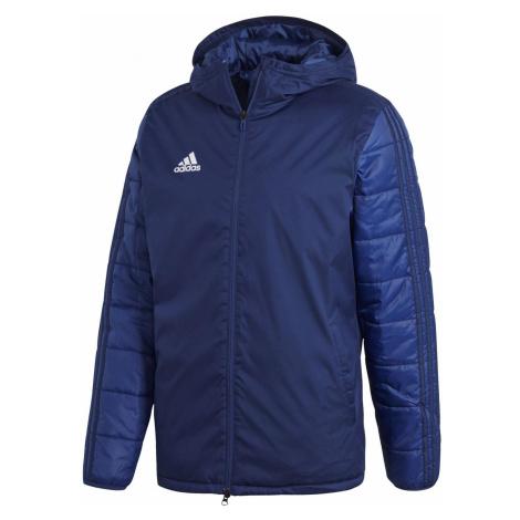 Bunda adidas Winter Condivo Tmavě modrá / Bílá