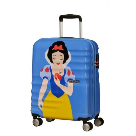 AT Dětský kufr Wavebreaker Disney Princess Spinner 55/20 Cabin Snow White, 40 x 20 x 55 (131398/ American Tourister