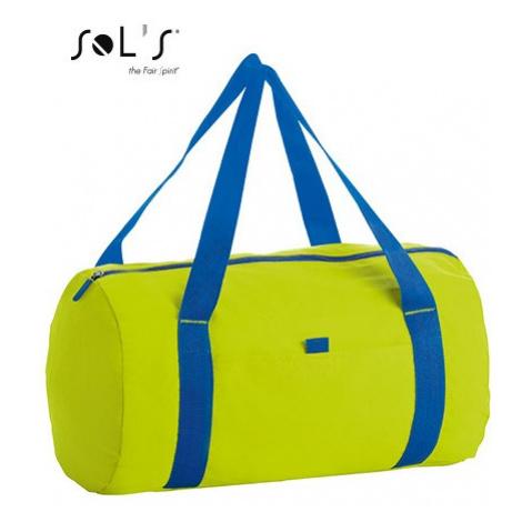Barel taška Tribeca - žlutá