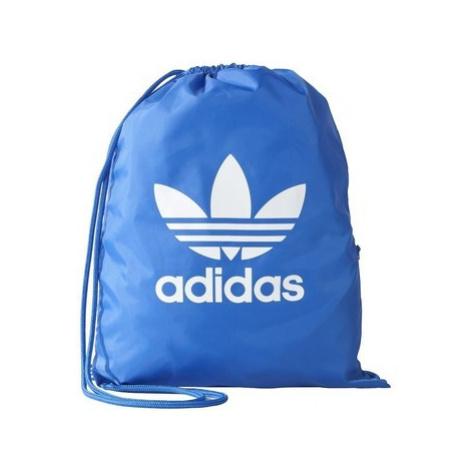 Adidas Gymsack Trefoil Modrá