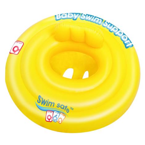 Nafukovací Kruh Bestway Triple Ring Baby 69 Cm Žlutá