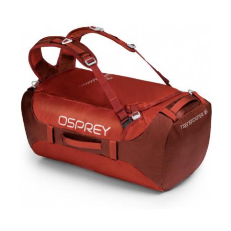 Cestovní taška OSPREY Transporter II 65L ruffian red
