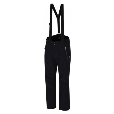 Hannah SAMWELL černá - Pánské softshellové kalhoty