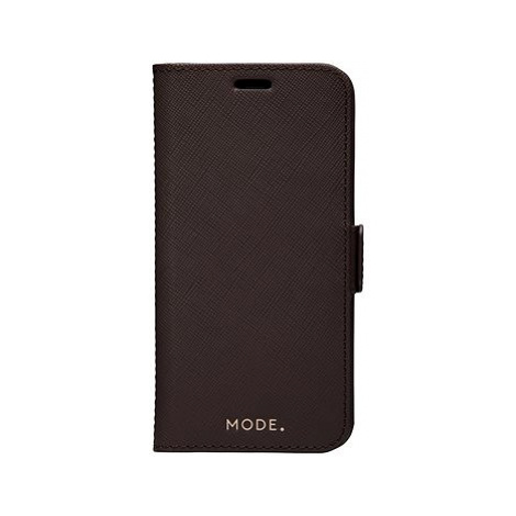 dbramante1928 Mode Milano Case pro iPhone 12/12 Pro Dark Chocolate
