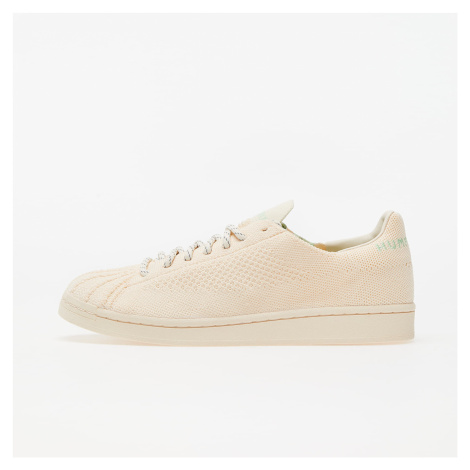 adidas x Pharrell Williams Superstar Pk Ecru Tint/ Core White/ Glow Mint