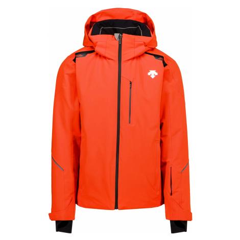 Lyžařská bunda Descente CHALLENGER oranžová