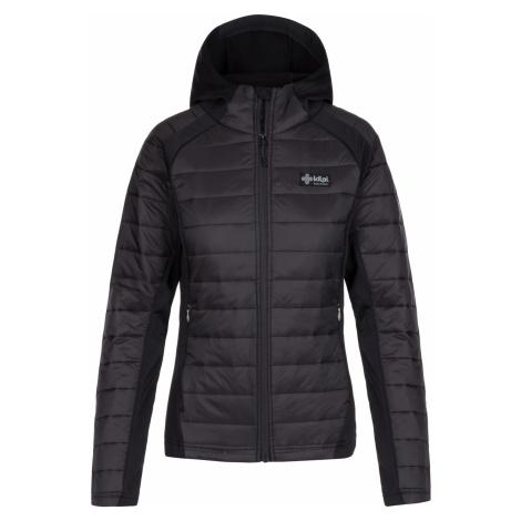 KILPI Dámská outdoorová bunda ADISA-W LL0007KIBLK Černá