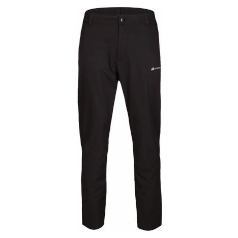 Pánské softshellové kalhoty Alpine Pro OLWEN 3 - černá