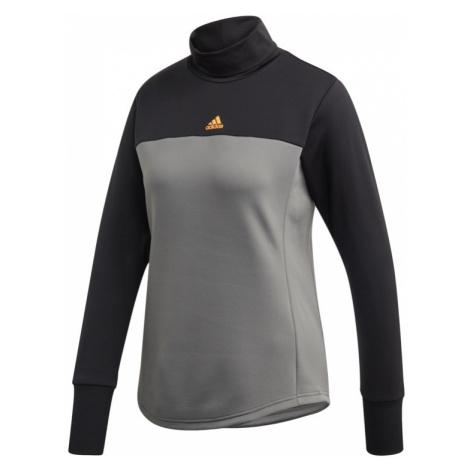 Dámská mikina adidas Therm Midlayer W Grey/Black