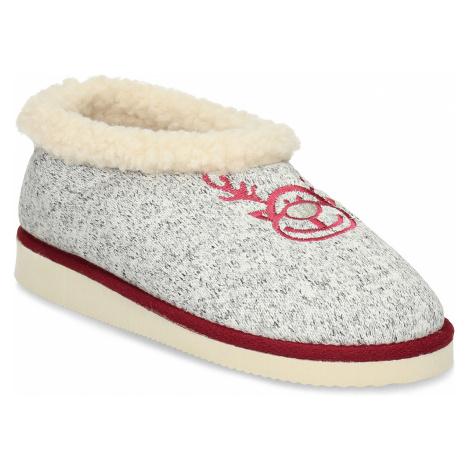 Dámská domácí obuv se zateplením Baťa